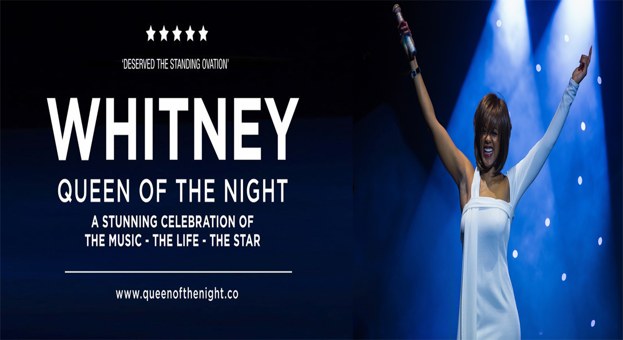 "Whitney ""Queen of the Night"" en Madrid (Teatro Rialto)"