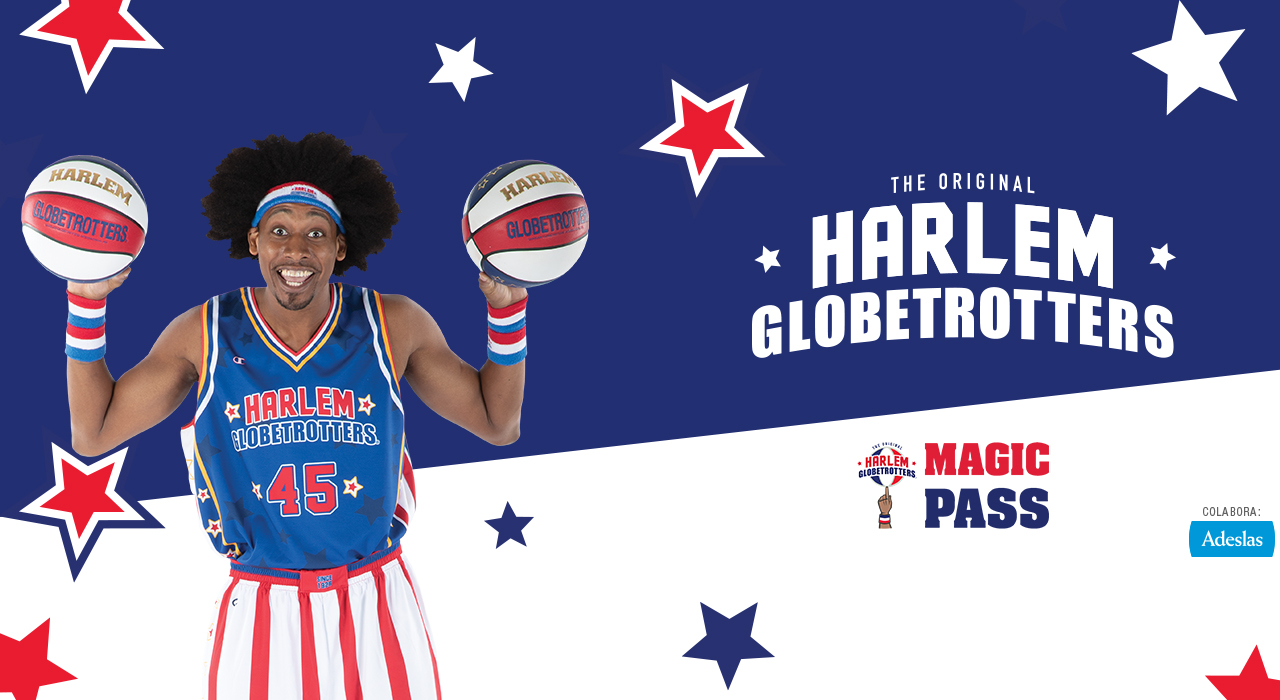 Tickets for Harlem Globetrotters 2019 en Burgos