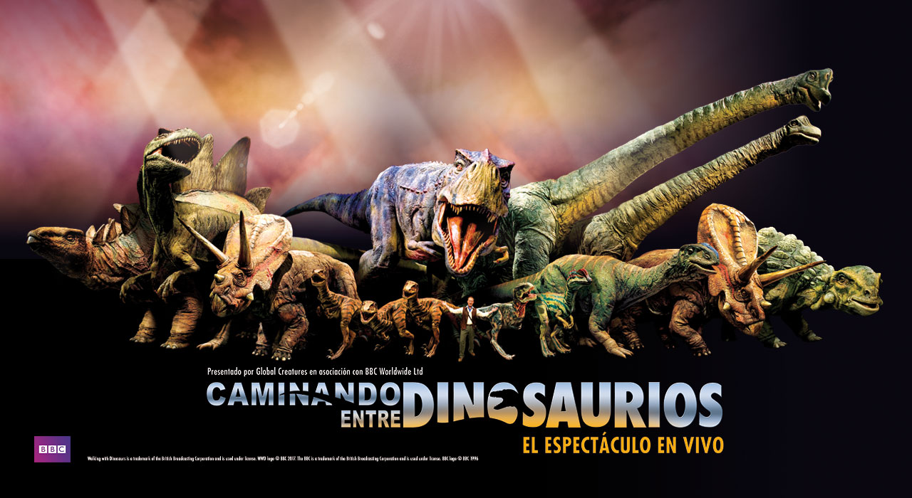 Tickets for Caminando Entre Dinosaurios en Barcelona