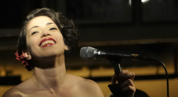 Myriam Swanson presenta The Rhythm Treasures en Barcelona (Sala Jamboree)