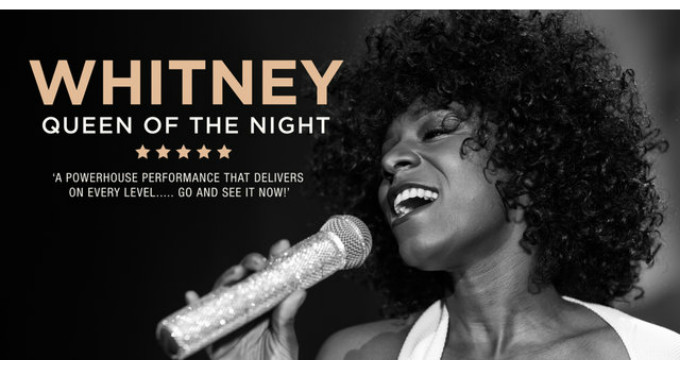Entradas para WHITNEY QUEEN OF THE NIGHT en Barcelona (Sala Barts)