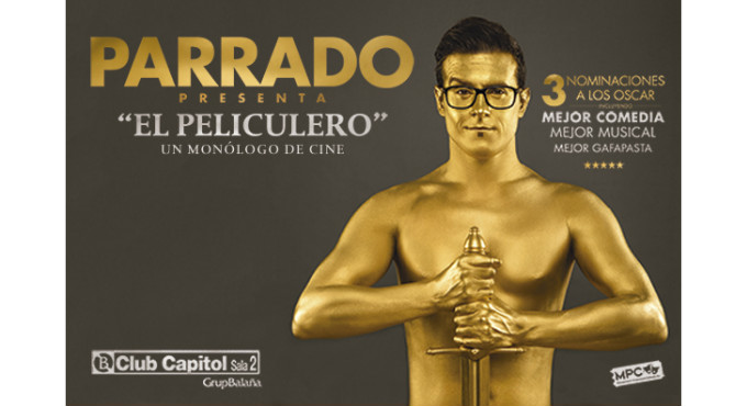 Tickets for Victor Parrado en Barcelona (Club Capitol Sala 2)