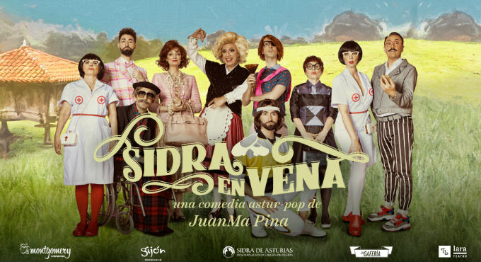 Tickets for Sidra en Vena en Madrid (Teatro Lara)