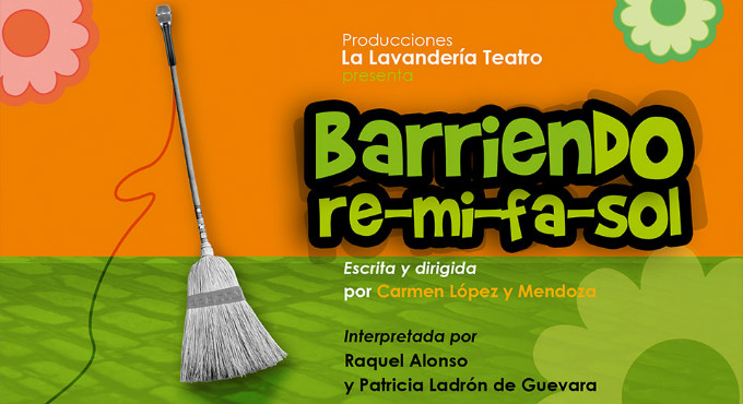 Barriendo Re-Mi-Fa-Sol en Madrid (Teatros Luchana)