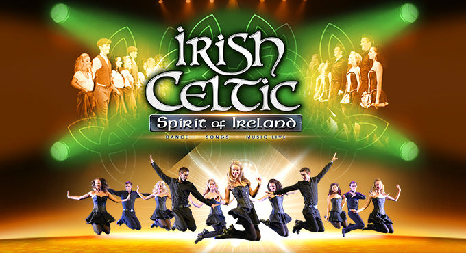 IRISH CELTIC en Teatro Nuevo Apolo de Madrid