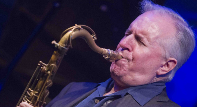 Scott Hamilton Jazz Legend en Barcelona (Sala Jamboree)