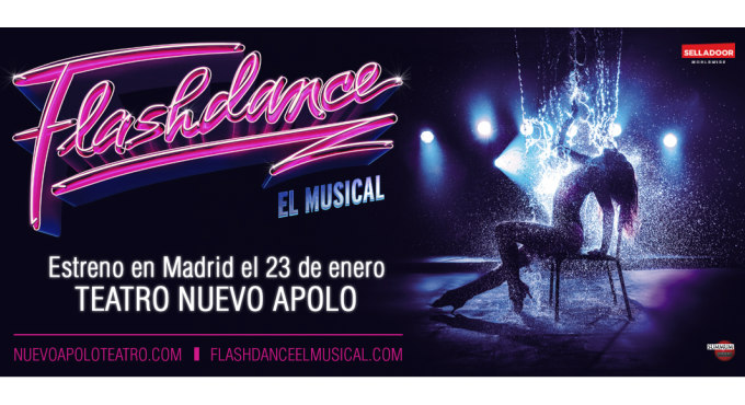 Tickets for Flashdance en Madrid (Teatro Nuevo Apolo)