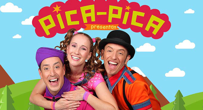 "Tickets for Pica Pica: ""Vacaciones ¡Tope Guay!""en Barcelona"