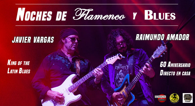 Tickets for Noches de flamenco y blues en Madrid (Teatro Nuevo Apolo)