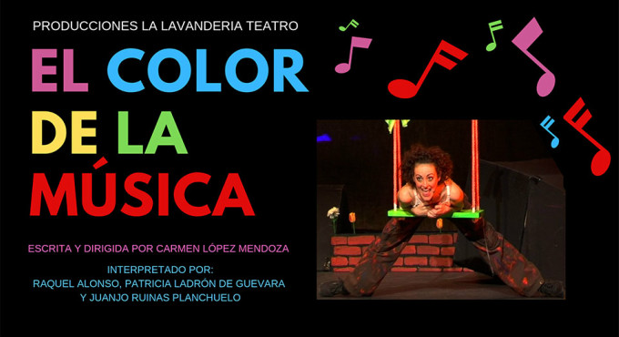 El Color de la Música en Madrid (Teatros Luchana)