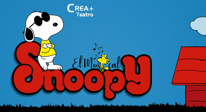 El musical Snoopy en Madrid (Teatros Luchana)