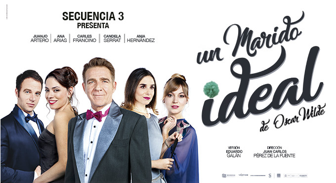 Tickets for Obra Un marido ideal en Madrid (Teatro Príncipe Gran Vía)