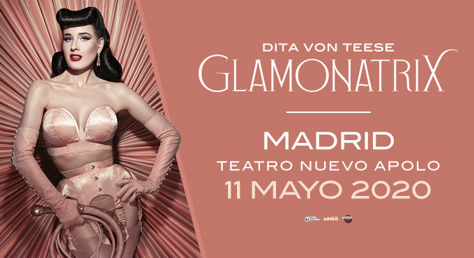 Tickets for Glamonatrix de Dita Von Teese en Madrid (Teatro Nuevo Apolo)