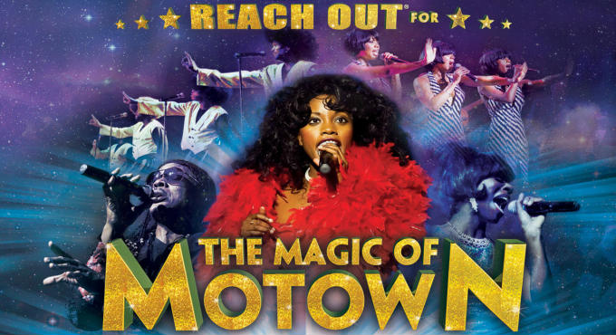 Tickets for The Magic of Motown en Madrid (Teatro Nuevo Apolo)