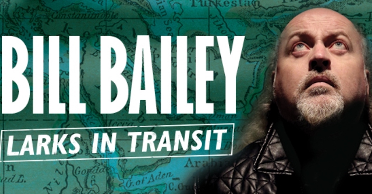 Monólogo Bill Bailey: Larks In Transit en Londres (Wyndham's Theatre)