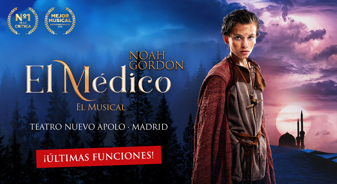 Tickets for Musical El Médico en Madrid (2ª Temporada)