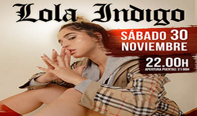 Tickets for Lola Indigo en Salt (Sala La Mirona)