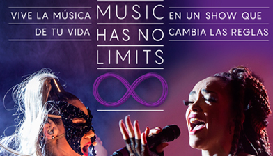 Tickets for Music has no limits en Girona (Auditori de Girona)