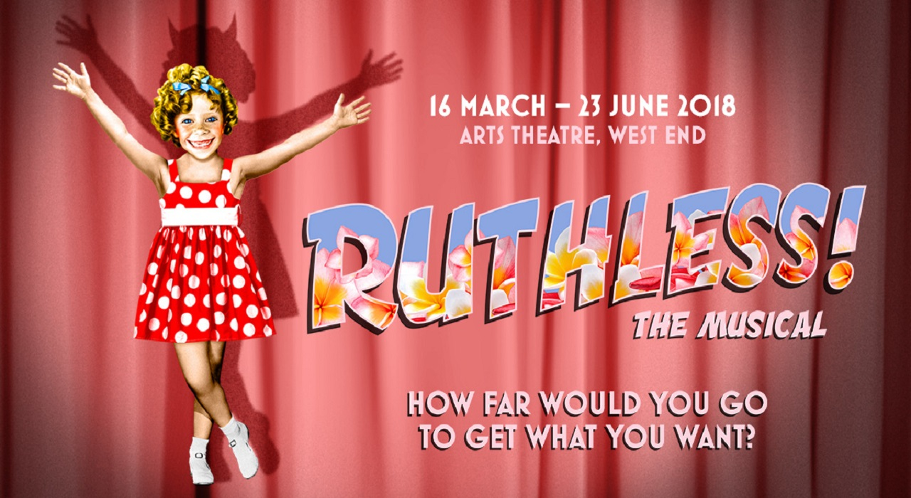 Musical Ruthless! en Londres (Arts Theatre)