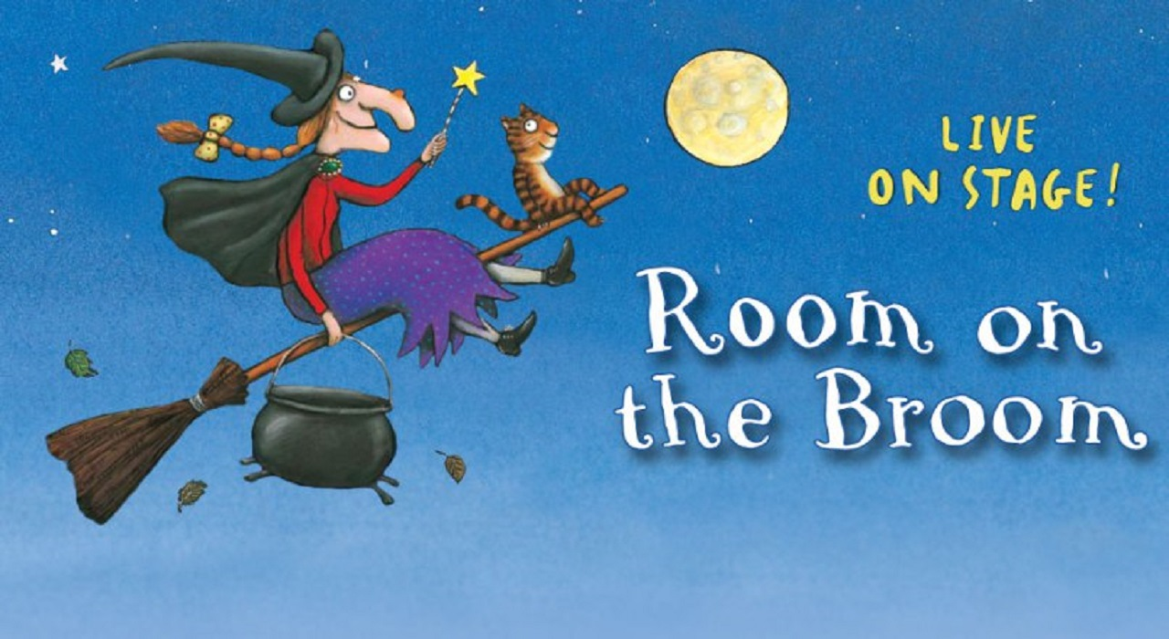 Obra Room On The Broom en Londres (Lyric Theatre)