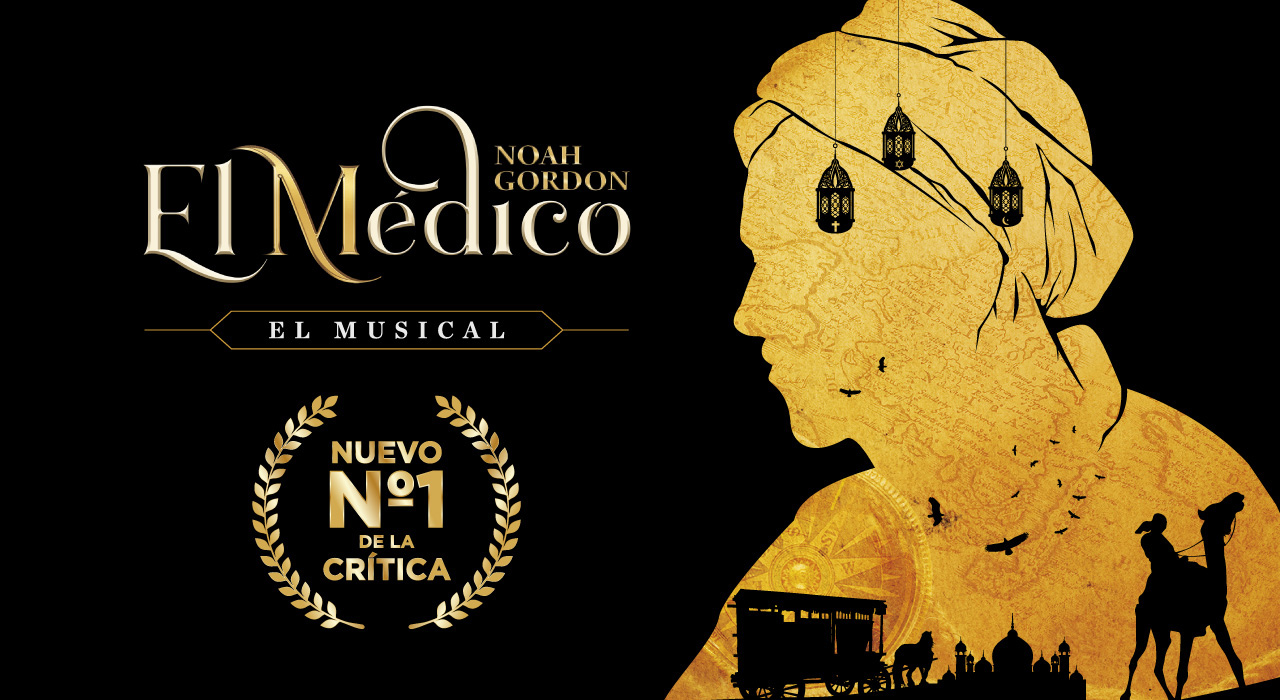 El musical El Médico de Noah Gordon en Madrid