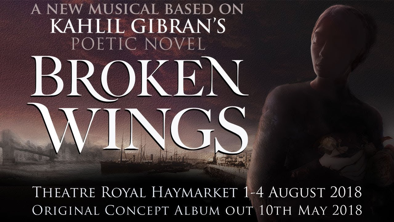 Musical Broken Wings en Londres (Theatre Royal Haymarket)