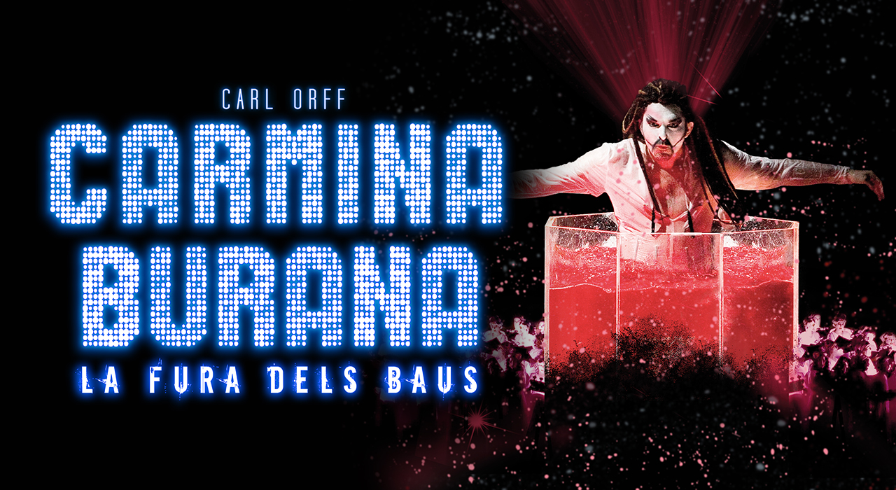 Tickets for Carmina Burana en Madrid (Teatro Calderón)