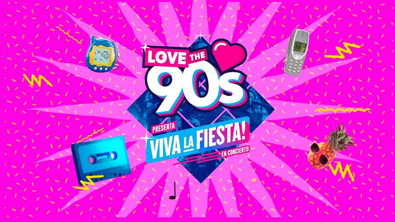 Tickets for LOVE the 90's en el Festival Arts D'Estiu (Pineda de Mar)