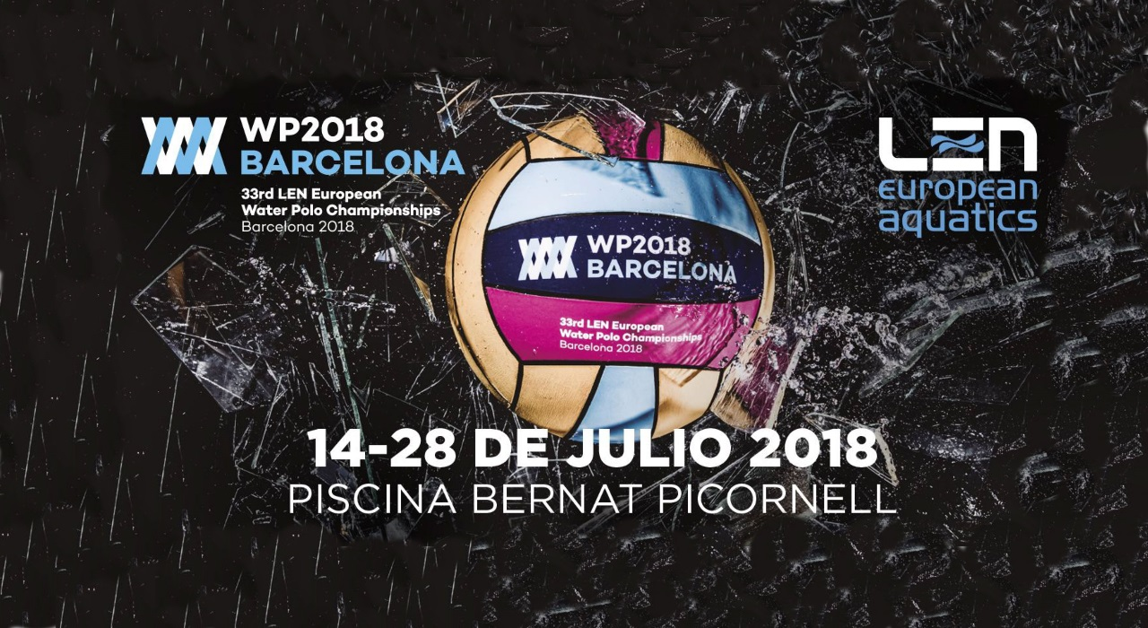Tickets for Waterpolo Championships 2018 en Barcelona