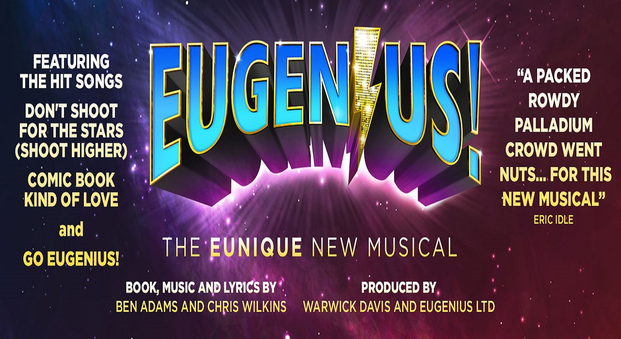 Entradas para Musical Eugenius! en Londres (Other Palace)