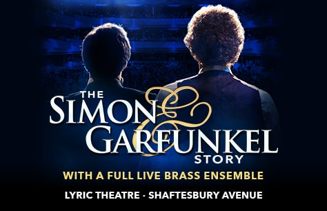 Musical The Simon and Garfunkel Story en Londres (Lyric Theatre)
