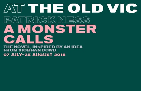 Obra Un monstruo viene a verme en Londres (Old Vic Theatre)