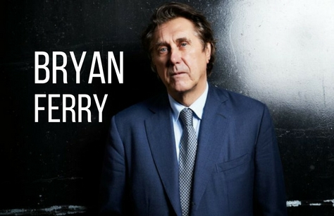 Entradas para Concierto de Bryan Ferry en Londres (London Palladium)