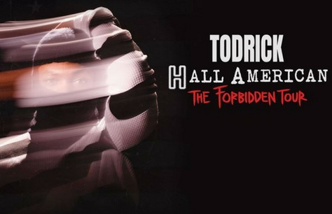 Concierto de Todrick Hall en Londres (London Palladium)