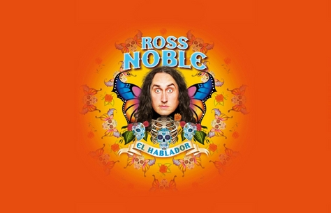 Entradas para Concierto de Ross Noble en Londres (London Palladium)