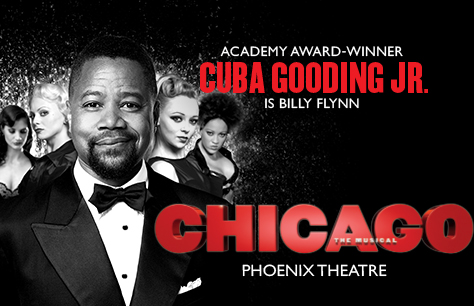 Musical Chicago en Londres (Phoenix Theatre)