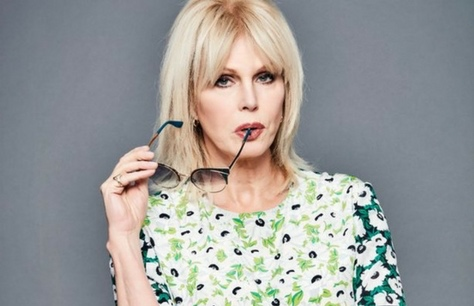 Gira de Joanna Lumley en Londres (Theatre Royal Drury Lane)