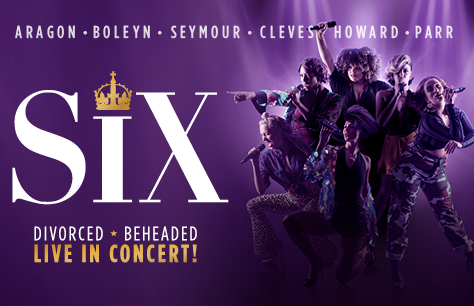 Tickets for Musical Six en Londres (The Arts Theatre)
