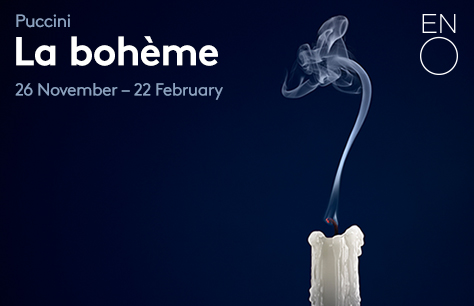 Ópera La Boheme en Londres (London Coliseum)