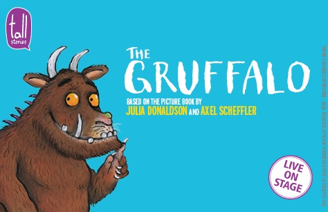 Entradas para Musical The Gruffalo en Londres
