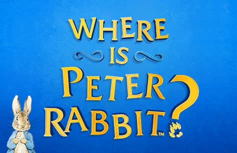 Tickets for Musical Where is Peter Rabbit? en Londres