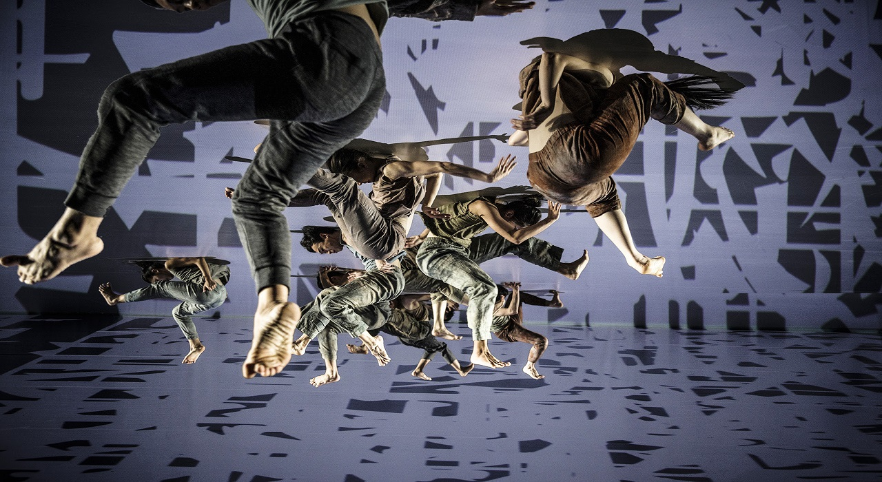 Ballet Formosa del Cloud Gate Dance Theatre de Taiwan en Londres (Sadler's Wells)