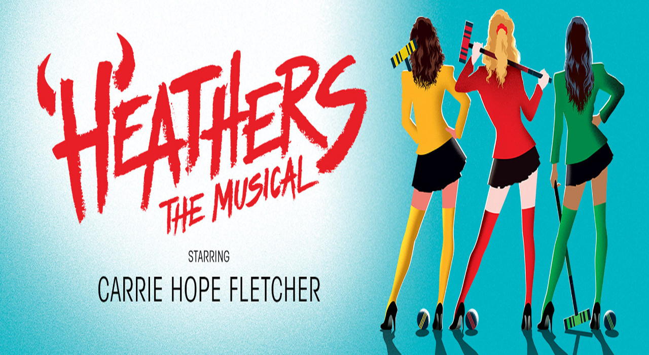 Musical Heathers en Londres (Other Palace)