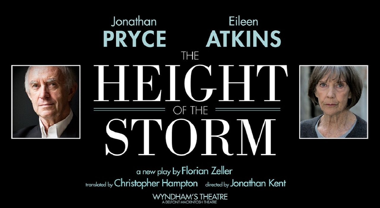 Obra The Height of the Storm en Londres (Wyndhams Theatre)