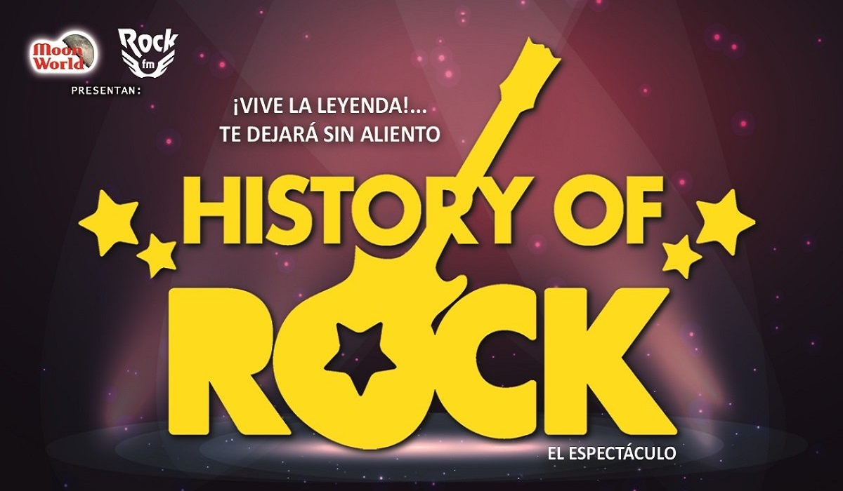 History of Rock en Madrid (Teatro Calderón)