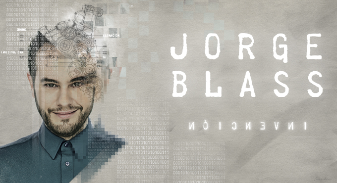 Tickets for Jorge Blass en Madrid (Teatro Marquina)