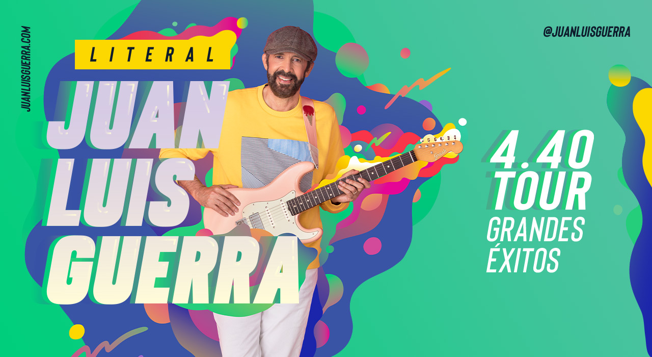 Tickets for Concierto de Juan Luis Guerra en Valencia (Auditorio Marina Sur)