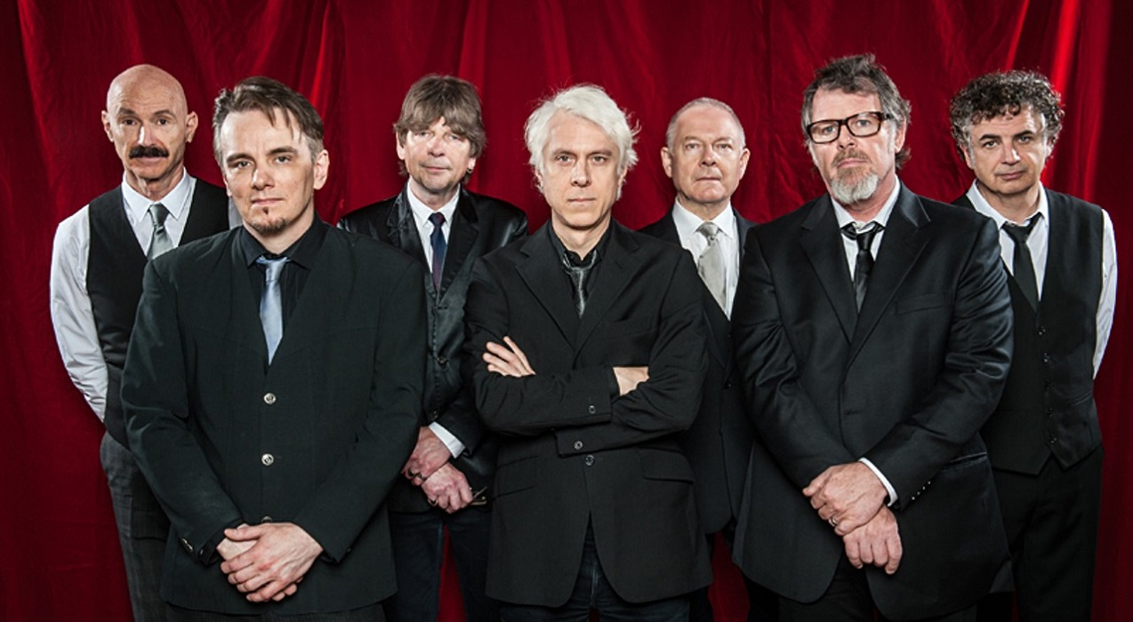 Concierto de King Crimson en Londres (London Palladium)