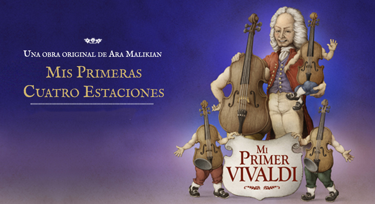 Tickets for Mi primer Vivaldi en Madrid (Teatro Lara)