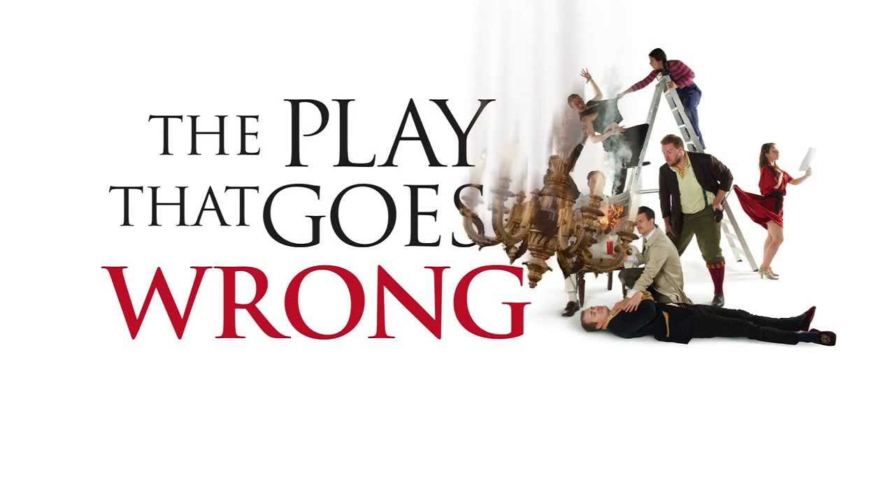 Obra The Play That Goes Wrong en Londres (Duchess Theatre)